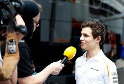 McLaren rechazó que Norris fuese cedido a Toro Rosso esta temporada