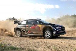Oleada de test para preparar el Rally de Italia-Cerdeña