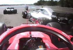 Por qué la FIA falta a la verdad para justificar la sanción a Vettel en Paul Ricard