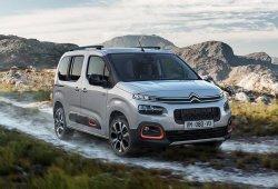 Citroën Berlingo 2018: precios y gama para el mercado español
