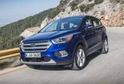 El Ford Kuga estrena versiones con cambio automático y acabado Trend+
