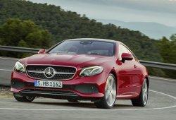 Los nuevos Mercedes Clase E Coupé y Cabrio reciben la versión E 350