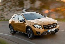 El Mercedes Clase GLA dice adiós a las versiones 250 4Matic y AMG 45 4Matic