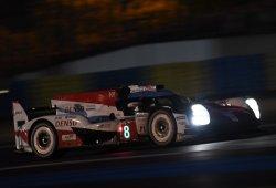 Así fue el relevo de Alonso en la noche de Le Mans