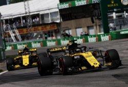Renault se consolida como el equipo con mayor progresión de 2018