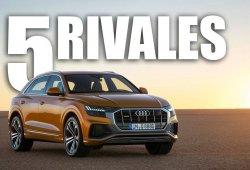 Los 5 rivales a los que el nuevo Audi Q8 deberá hacer frente