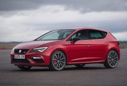 El SEAT León Cupra pierde 10 CV para adaptarse al ciclo WLTP