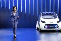 smart afronta una pérdida de ventas al eliminar las versiones gasolina, pero por poco tiempo