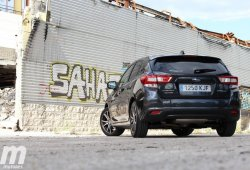 Prueba de consumo: Subaru Impreza 2018