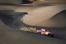 Superada la crisis, el Dakar 2019 sigue adelante en Perú