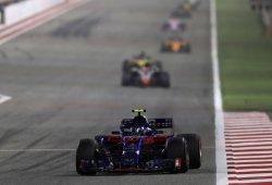 Hartley asegura que Bahréin creó expectativas no realistas sobre Toro Rosso