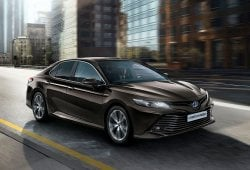 El Toyota Camry regresará a Europa Occidental en 2019