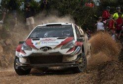 Toyota, dispuesta a un test de Räikkonen con el Yaris WRC