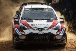 Toyota explica cómo es un test previo a un rally del WRC