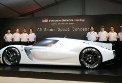 Toyota ya trabaja en un superdeportivo inspirado en el GR Super Sport