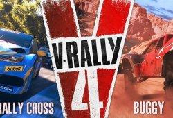 V-Rally 4 descubre las disciplinas V-Rally Cross y Buggy con un llamativo tráiler