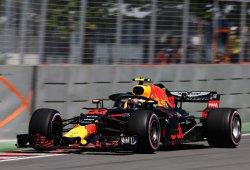 Verstappen se reivindica con el mejor tiempo en los primeros libres