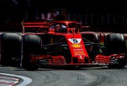 Vettel vuelve a la pole dos carreras después