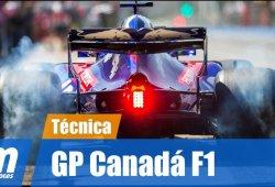 [Vídeo] F1 2018: análisis técnico del GP de Canadá