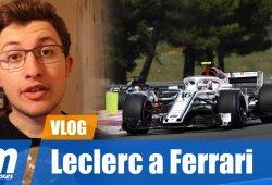 [Vídeo] Leclerc a Ferrari, sí o sí