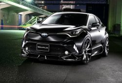 Wald International radicaliza al Toyota C-HR