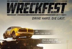 La versión completa de Wreckfest ya tiene fecha de lanzamiento