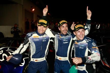 Albert Costa y Lexus se llevan los 1.000 km. de Paul Ricard