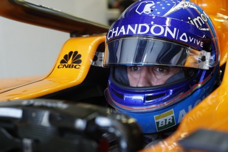 Alonso afirma que la llave de su continuidad la tiene Liberty, no McLaren