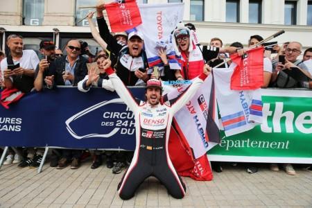 """Alonso: """"Estoy listo para disfrutar de cada minuto en Le Mans"""""""