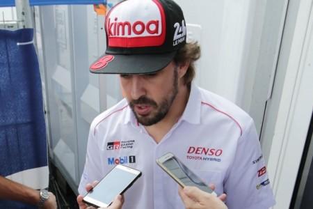 """Alonso: """"Ha sido un inicio genial, pero tenemos que seguir"""""""