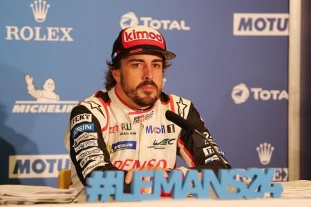 """Alonso, """"todo lo preparado que podría estar"""" para Le Mans"""