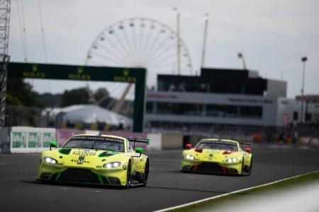 Aston Martin reducirá su plantel de pilotos en el WEC