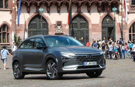 Audi y Hyundai firma una alianza para compartir la tecnología de la pila de combustible