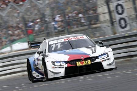 Wittmann gana en Norisring, Juncadella sube al podio