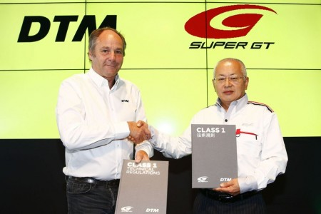 DTM y Súper GT formalizan su reglamento común 'Class 1'