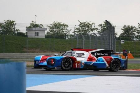 Button está en Le Mans con SMP Racing gracias a Rossiter