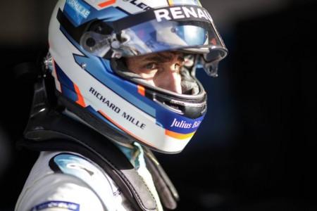 Nico Prost, fuera del proyecto de Nissan en la Fórmula E