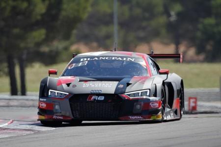 Once Audi R8 LMS disputarán las 24 Horas de Spa