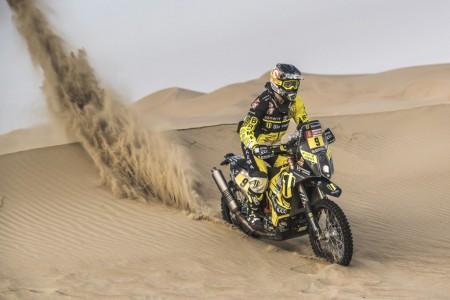 La organización del Dakar 2019 en Perú se tambalea