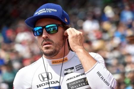 ¿Podría compaginar Fernando Alonso la IndyCar y el WEC en 2019?