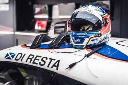 Pole de Di Resta en Hungría, Dani Juncadella finaliza sexto