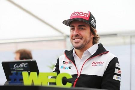 """Primer test para Alonso en Le Mans: """"Aún puedo mejorar mi rendimiento puro y con el tráfico"""""""