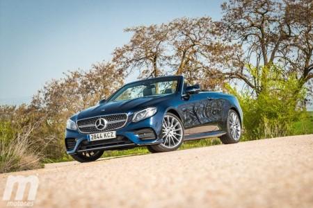 Prueba Mercedes Clase E Cabrio, la dulce crisis de los 50