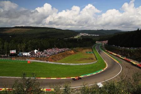 Spa-Francorchamps renueva su contrato con la F1 por tres años más