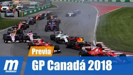 [Vídeo] Previo del GP de Canadá de F1 2018