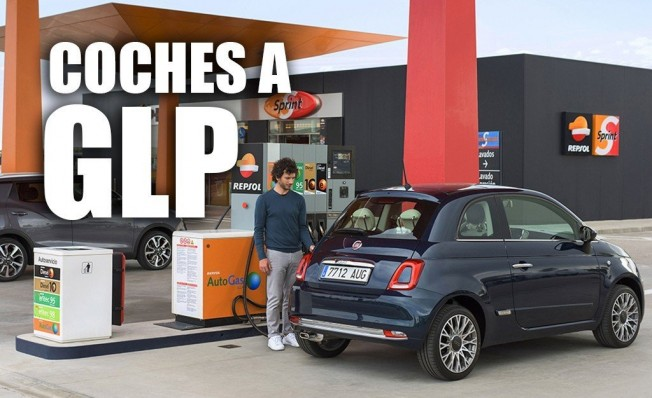 Coches a GLP Autogas