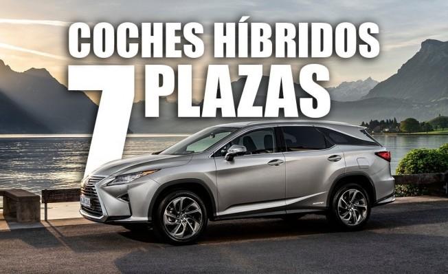 Coches Hibridos De 7 Plazas Movilidad Sostenible Para Toda La