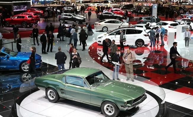 Ford en el Salón del Automóvil de Ginebra 2018