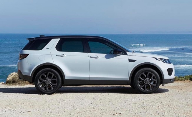 Land Rover Discovery Sport - lateral