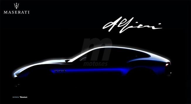 Maserati Alfieri - adelanto